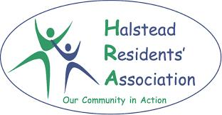 Halstead Residents' Association  (logo)