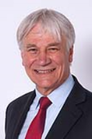Councillor  David Mann (PenPic)