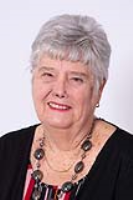 Councillor  Mrs Jackie Pell (PenPic)