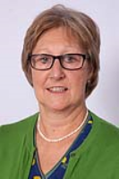 Councillor  Mrs Mary Cunningham (PenPic)
